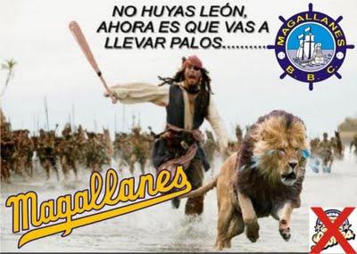 Navegantes del Magallanes B.B.C. Página Oficial